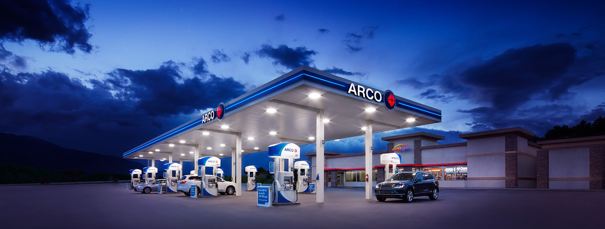 Arco Gas >> Arco Gas Stations Quality Top Tier Gas For Less