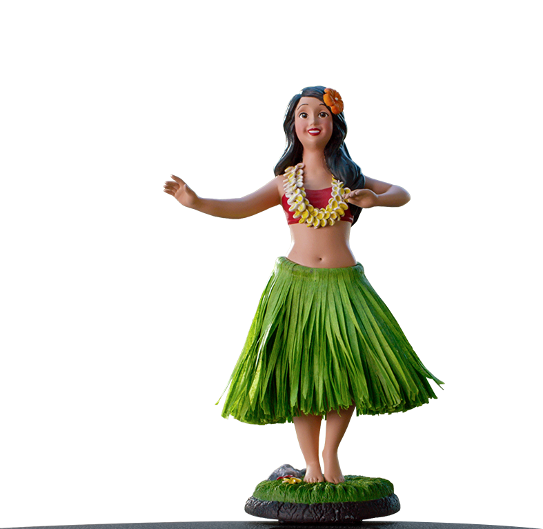 Hanna the Hula Girl